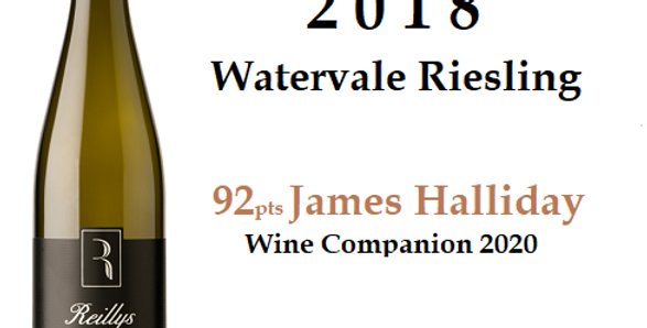2018 Reillys Watervale Riesling Pack of 6 bottles