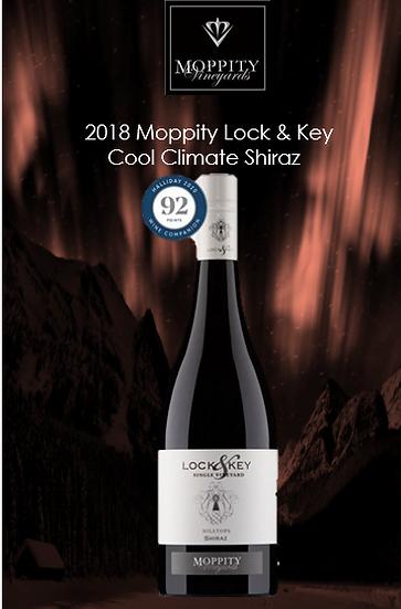 2018 Lock & Key Hilltops Shiraz 6pk