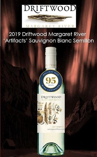 2020 'Artifacts' SBS Sauvignon Blanc Semillon