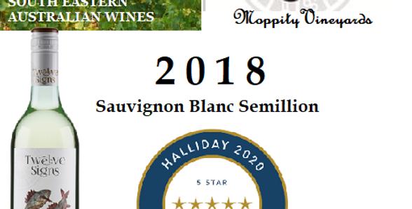 2018  Moppity Twelve Signs Sauvignon Blanc / Semillon