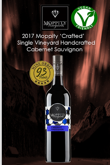 2017 Moppity 'Crafted' Sauvignon Blanc
