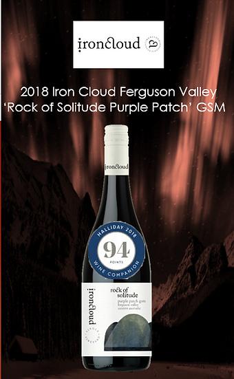 2018 Iron Cloud 'Rock of Solitude' GSM