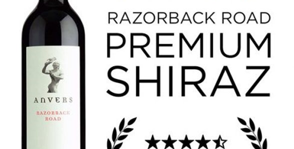 2018 'Razorback Road Shiraz Adelaide Hills
