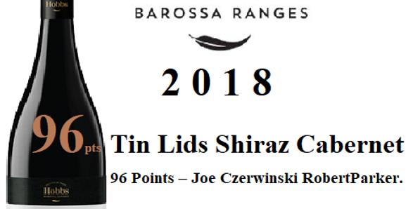2018 Tin Lids Shiraz/ Cabernet