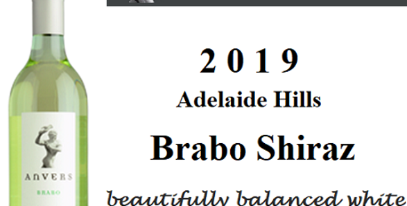 2019 Anvers 'Brabo' Sauvignon Blanc Adelide Hills