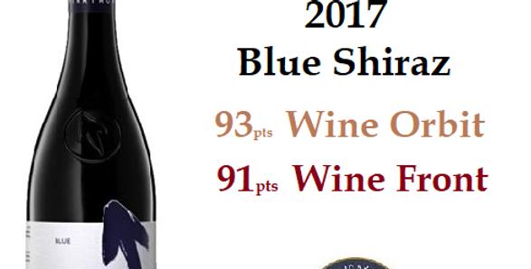 2017 Pirathon 'Blue' Shiraz Barossa Valley