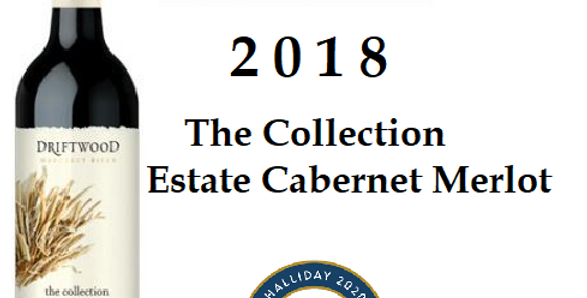 2018 'The Collection Cab Merlot Margaret River