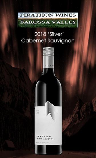 2018  Pirathon 'Silver' Cabernet Sauvignon
