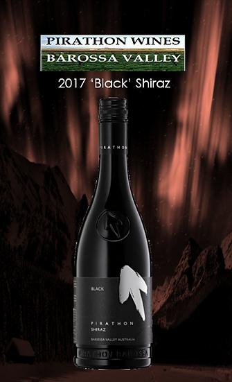 2017 Pirathon 'Black' Shiraz Barossa Valley