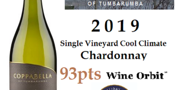 2019 Coppabella Chardonnay Single Vineyard