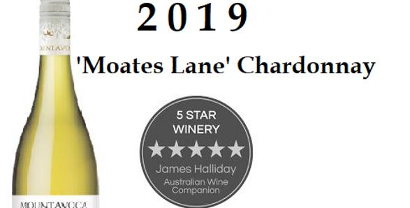 Moates Lane 2019 Chardonnay