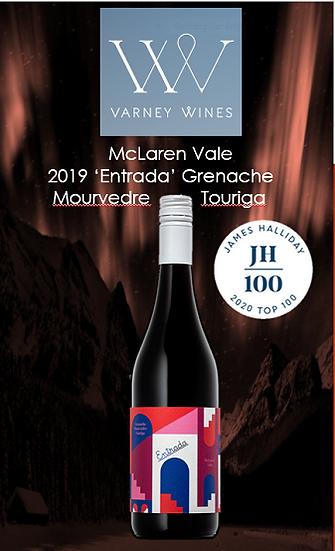 2019 Varney Grenache Mourvedre Touriga