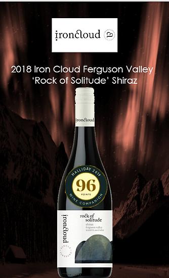 2018 'Rock of Solitude' Shiraz
