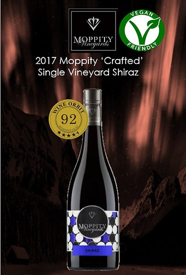 2017 Moppity 'Crafted' Shiraz