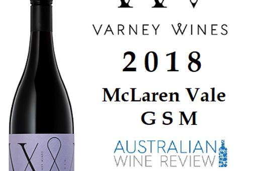 2018 Varney Wines GSM