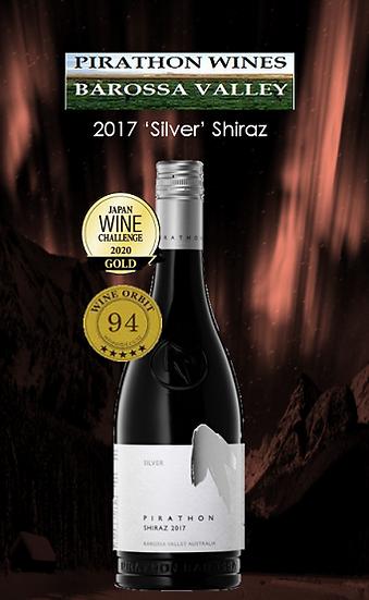 2017 Pirathon  'Silver' Shiraz Barossa Valley