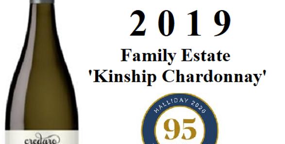 2019 Credaro  'Kinship' Chardonnay Margart Rive