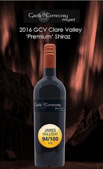 2016 GCV Premium Shiraz