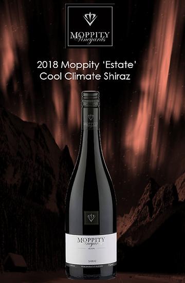 2018 Moppity 'Estate' Shiraz