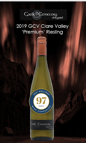 2019 GCV Premium Riesling Clare Valley
