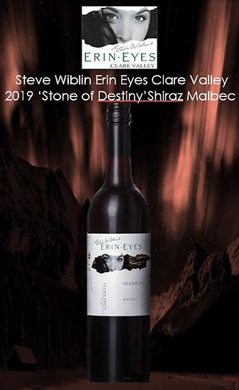 2019 Erin Eyes 'Stone of Destiny Shiraz Malbec