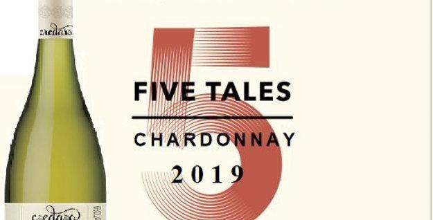 2019 5 Tales Chardonnay Margaret River