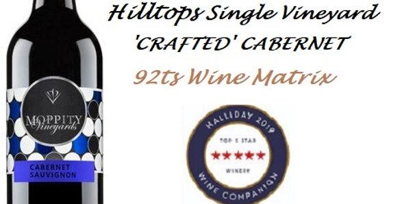 2017 'Crafted Single Vineyard Cabernet
