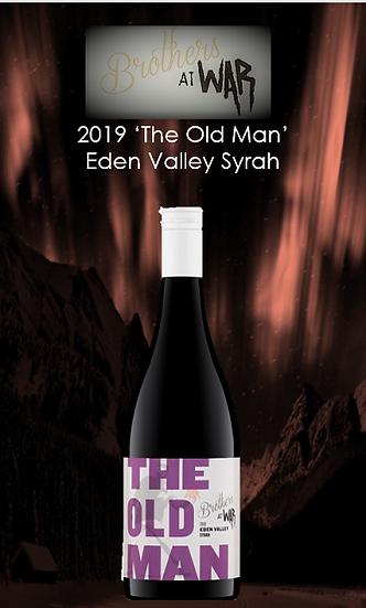 2019 'The Old Man' Syrah