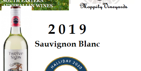 Moppity  2019 Twelve Signs Sauvignon Blanc