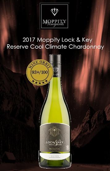 2017 Moppity Reserve Chardonnay 6pk