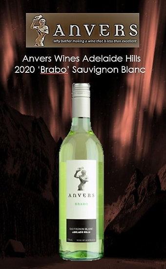 2020 Anvers 'Brabo' Sauvignon Blanc