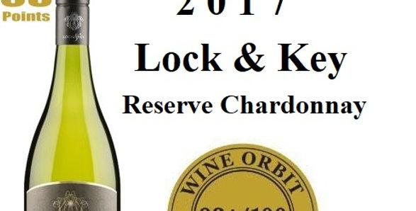 2017 Lock & Key Reserve Chardonnay