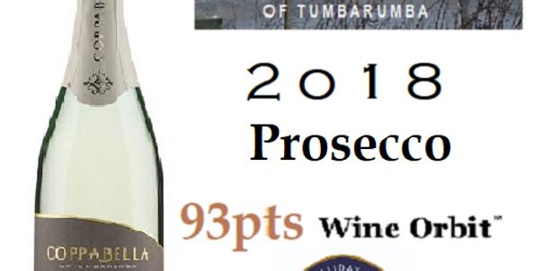 2018  Coppabella Prosecco Single Vineyard Pack of 12 bottles