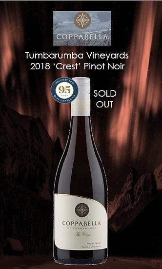 2018 Coppabella 'Crest' Pinot Noir