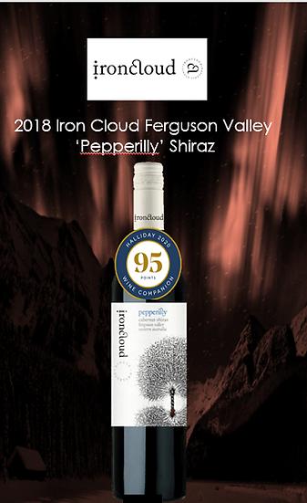 2018 'Pepperilly' Shiraz'