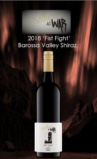 2018 'First Fight'Barossa Shiraz
