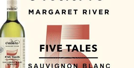 2020 Credaro 5 Tales Sauvignon Blanc Semillon Margaret River