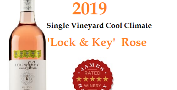2019 Lock & Key Rose Cool Climate