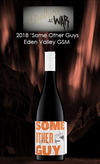 2018 'Some Other Guy' GSM