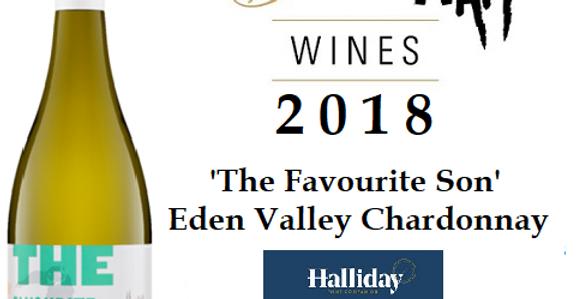 2018 'The Favourite Son'Chardonnay