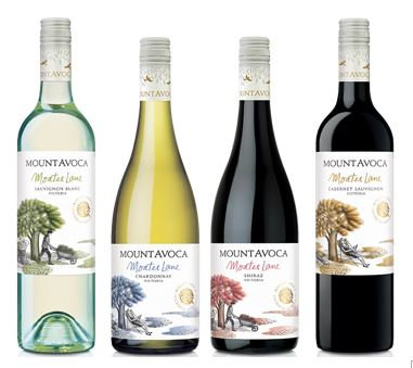 Mount Avoca Pyrenees  'Moates Lane' Mixed Dozen 12/bottles