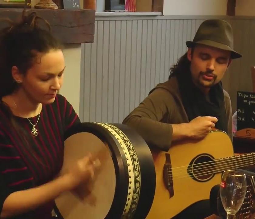 Rebecca et Julien  Flandres TV