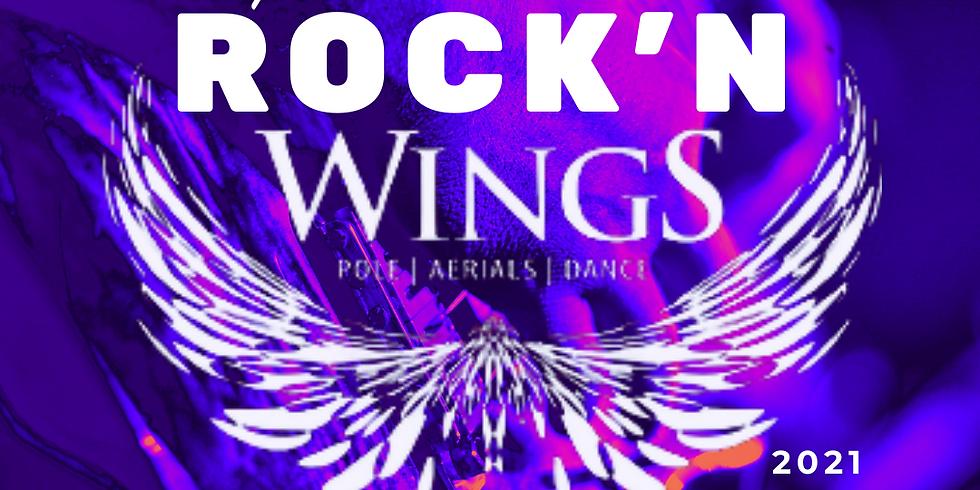 INSCRIÇÕES - ROCK'N WINGS 2021