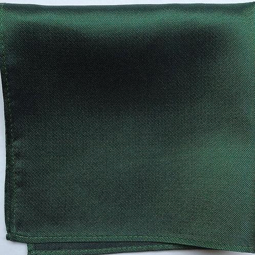 Ficknäsduk siden - grön