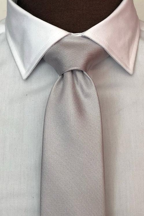 Slips siden - silvergrå