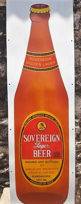 Advertisement Signage