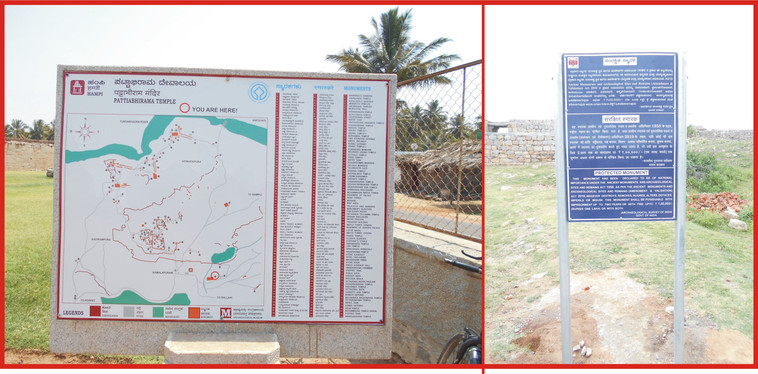 SITE  PLANS (INDEX  BOARDS)  and  PROTECTION  NOTICE  BOARDS