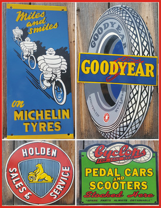 ADVERTISING SIGNAGES
