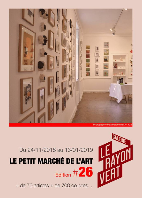 Le petit marché de l'art