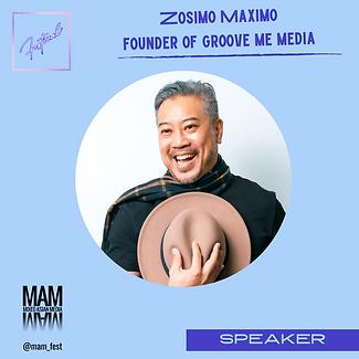 Zosimo Maximo - Speaker.png